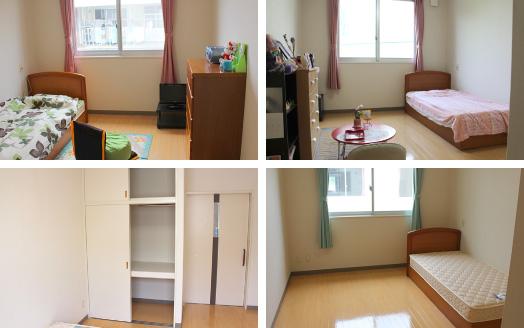 【 個室タイプ 28部屋 】